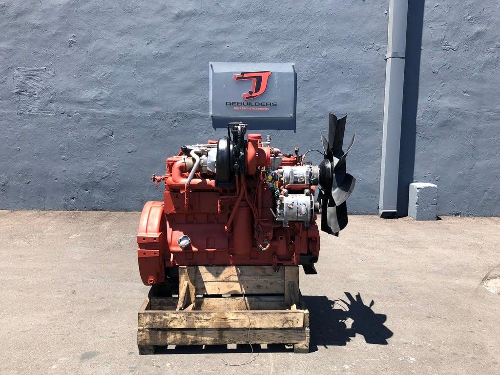 USED 2007 CUMMINS ISL COMPLETE ENGINE TRUCK PARTS #1952