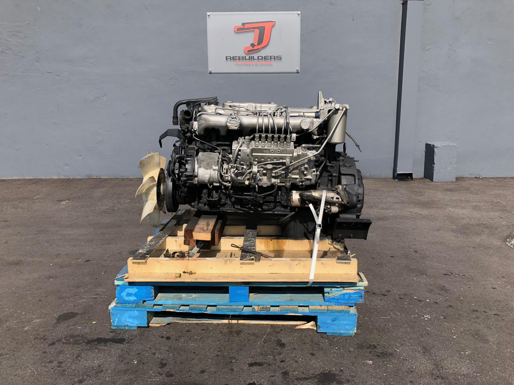 USED 1999 MITSUBISHI 6D34-1AT2 TRUCK ENGINE TRUCK PARTS #1979