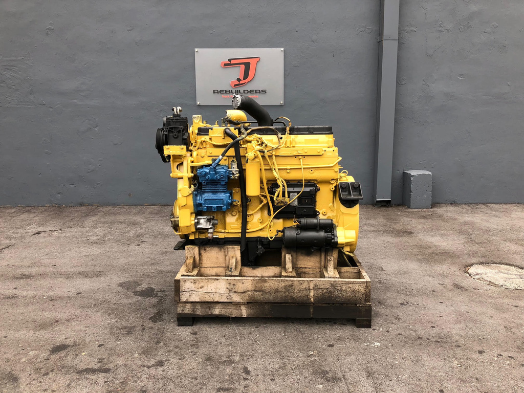 USED 1999 CAT C10 COMPLETE ENGINE TRUCK PARTS #2008
