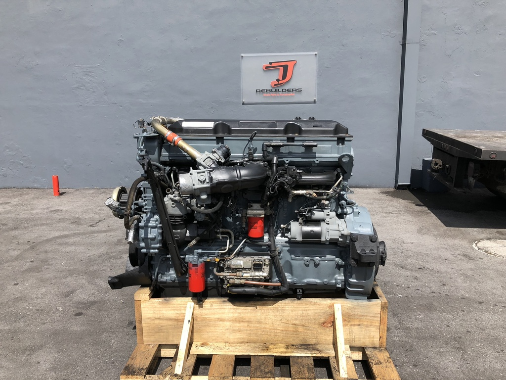 USED 2008 DETROIT 60 SER 14.0 COMPLETE ENGINE TRUCK PARTS #2021