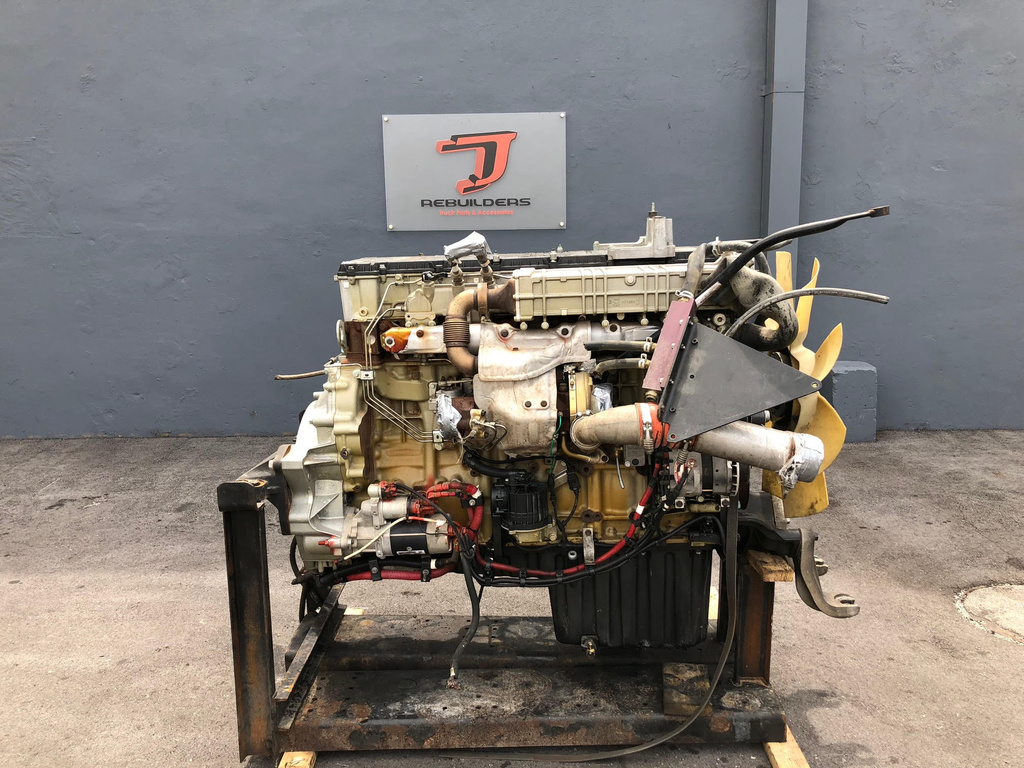 USED 2013 DETROIT DD13 COMPLETE ENGINE TRUCK PARTS #2028