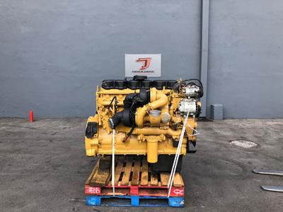 2004 CAT C15 ACERT Complete Engine #2037