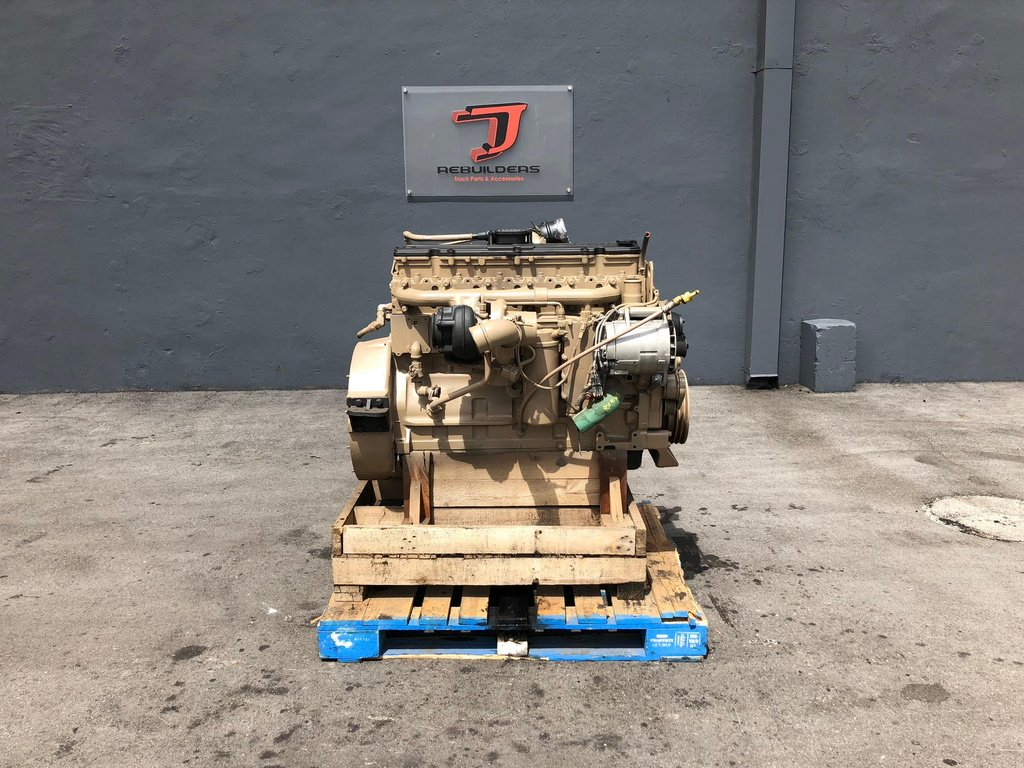 USED 2006 CUMMINS ISC TRUCK ENGINE TRUCK PARTS #2062