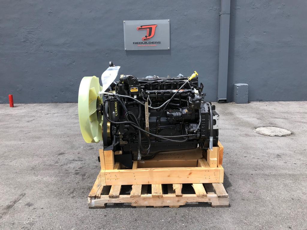 NEW 2010 CUMMINS QSB 6.7 COMPLETE ENGINE TRUCK PARTS #2065