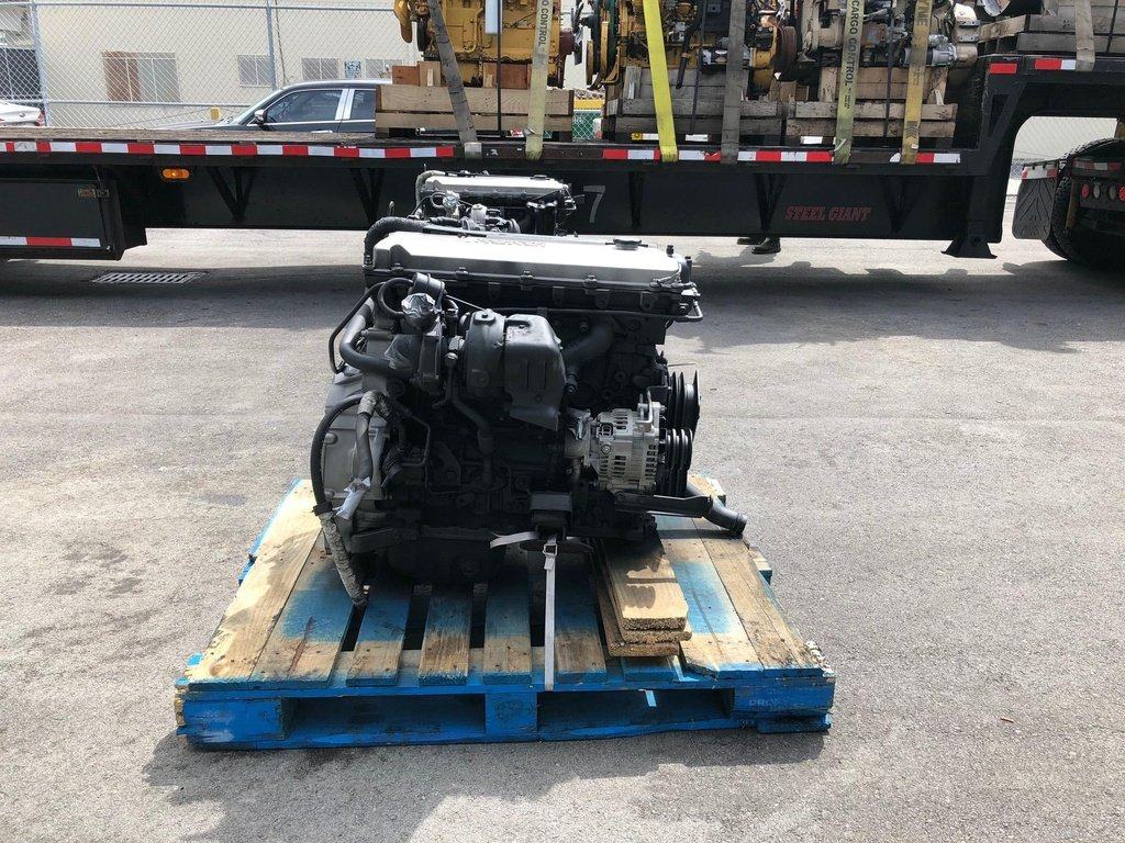 2002 USED ISUZU 4HE1XS ENGINE FOR SALE | #1137