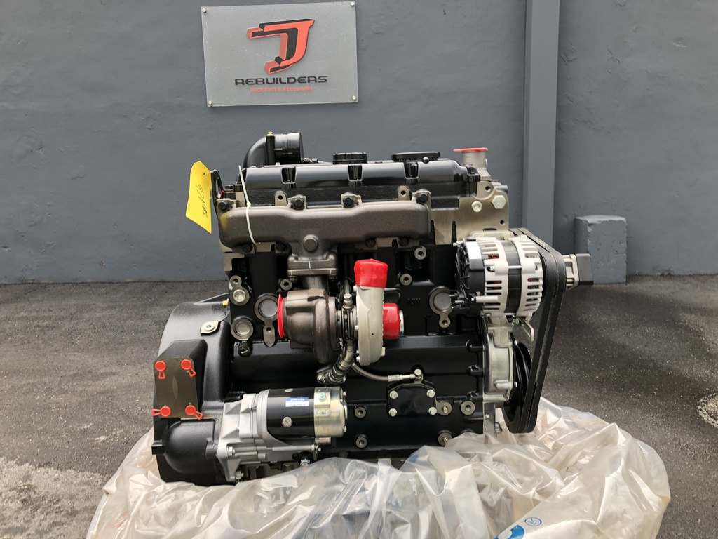 NEW 2018 PERKINS 1104C-44T COMPLETE ENGINE TRUCK PARTS #2078