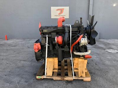 1998 CUMMINS M11 CELECT PLUS Complete Engine #2086