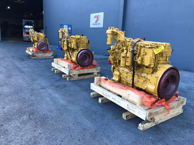 NEW 2015 CAT C6 6 TRUCK ENGINE FOR SALE #2089