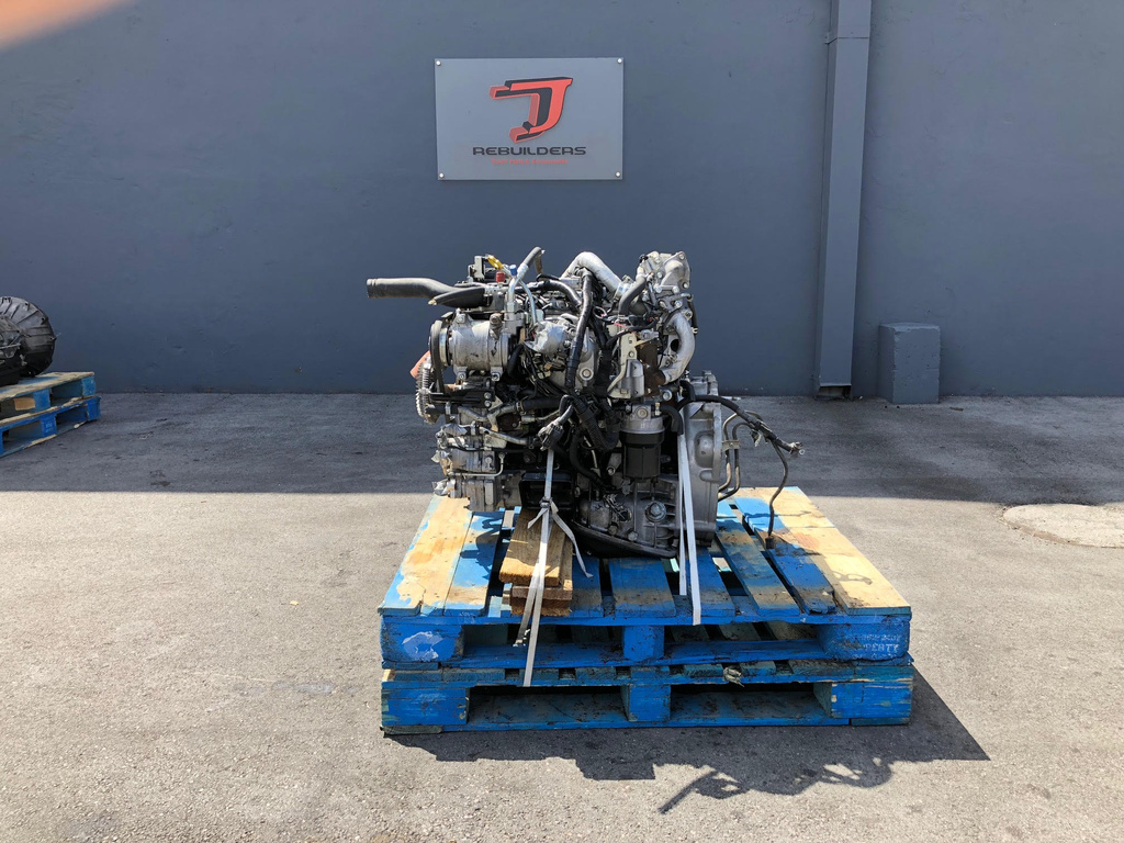 USED 2012 ISUZU 4JJ1 COMPLETE ENGINE TRUCK PARTS #2093