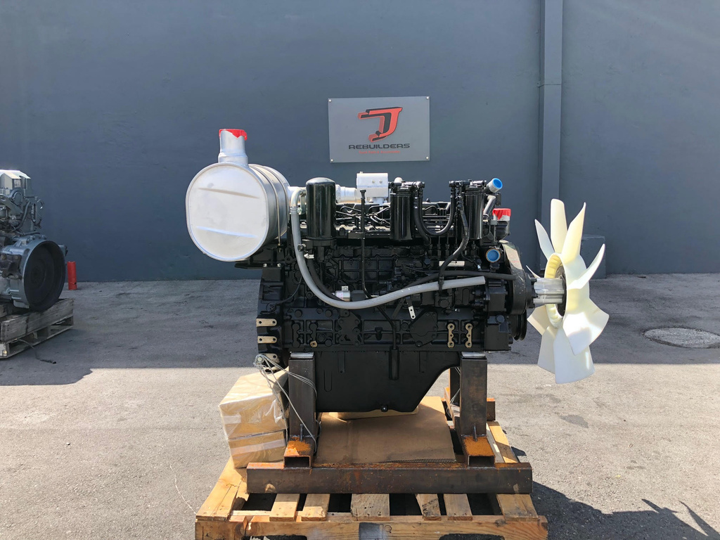 NEW 2011 CAT 3066T COMPLETE ENGINE TRUCK PARTS #2099