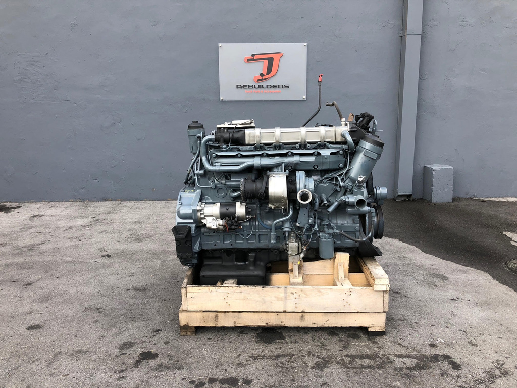 USED 2004 MERCEDES-BENZ OM460LA COMPLETE ENGINE TRUCK PARTS #2100