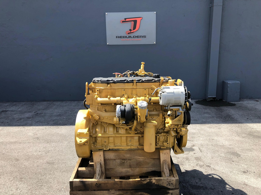 USED 2004 CAT C7 ACERT COMPLETE ENGINE TRUCK PARTS #2101