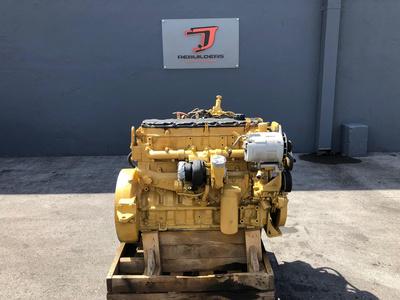 2004 CAT C7 Complete Engine #2101