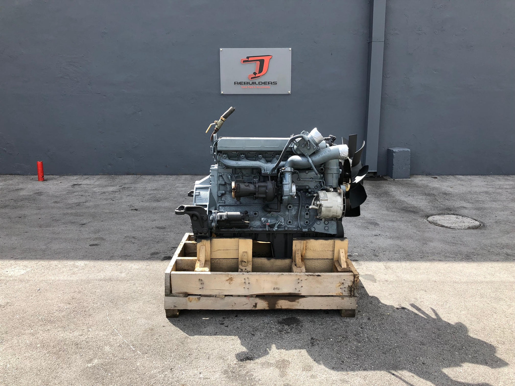 USED 2002 MERCEDES-BENZ OM906LA TRUCK ENGINE FOR SALE #2112