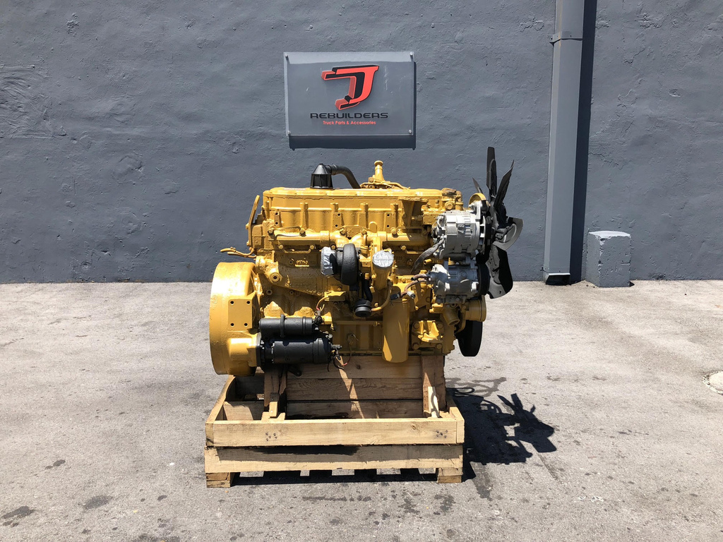 Used Cat 3126 Diesel Engines For Sale Caterpillar Fuel Filter Truck 72l 8yl