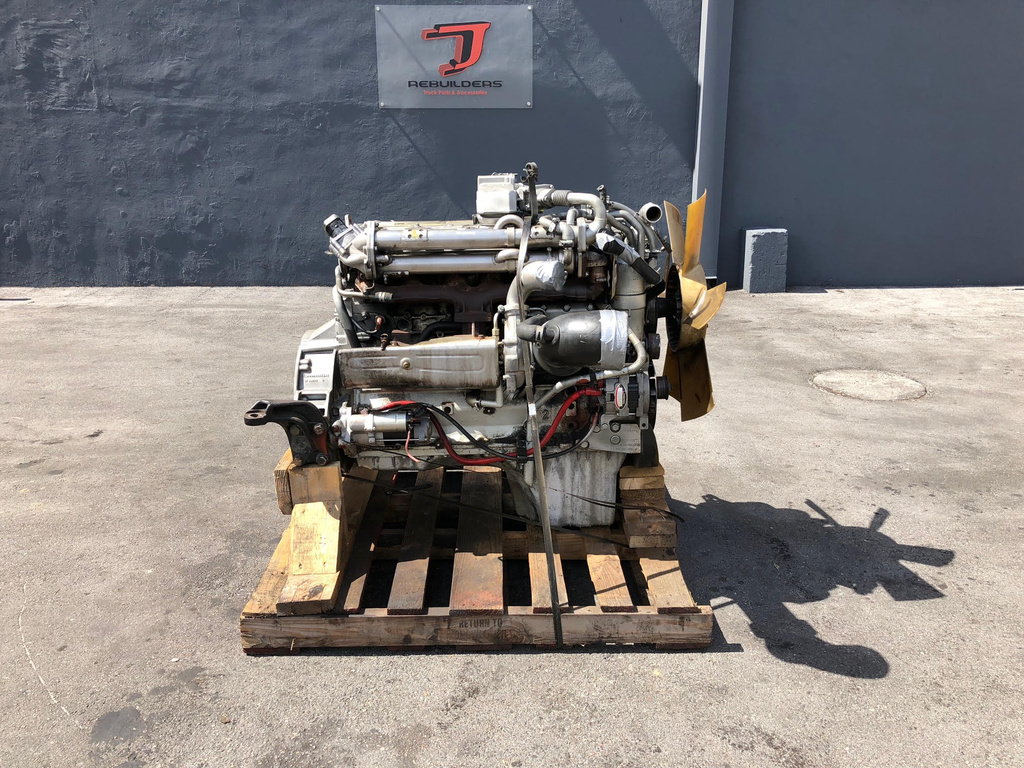 USED 2006 MERCEDES-BENZ OM906LA TRUCK ENGINE TRUCK PARTS #2125