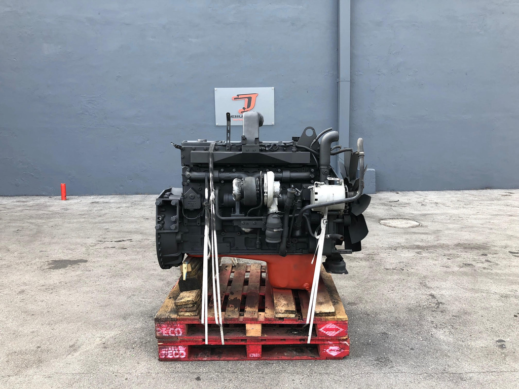 USED 2000 CUMMINS ISM COMPLETE ENGINE TRUCK PARTS #2127