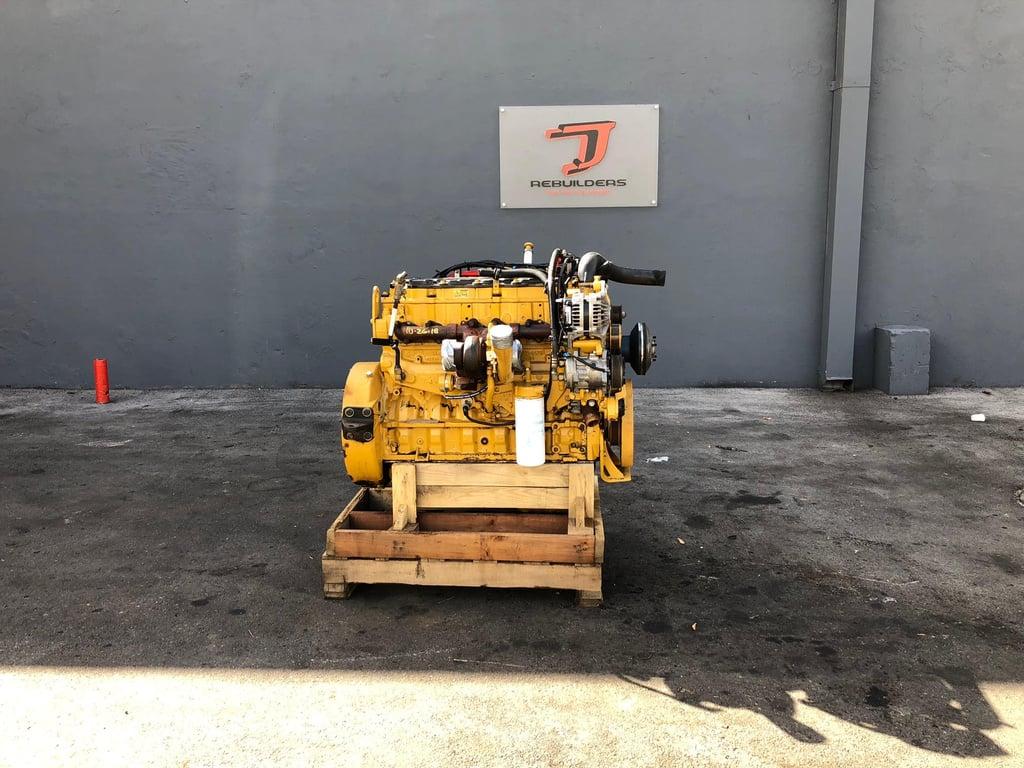USED 2004 CAT C7 ACERT COMPLETE ENGINE TRUCK PARTS #2134