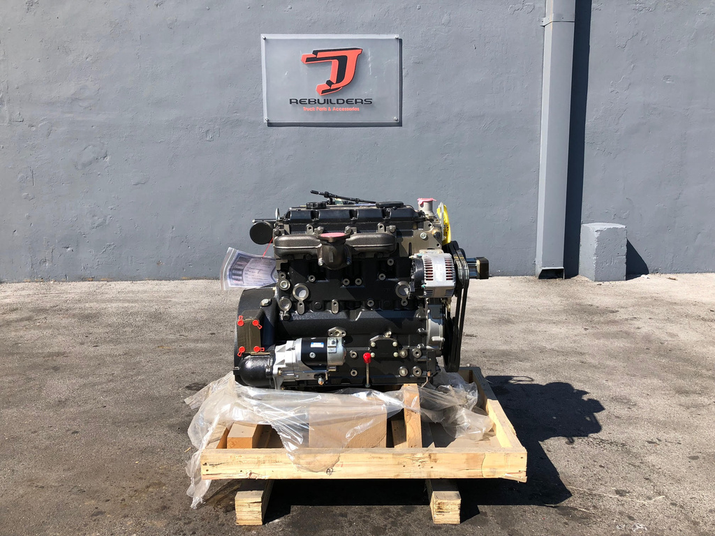 NEW 2011 CAT 3054 TRUCK ENGINE FOR SALE #2137