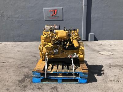 2008 CAT C7 Complete Engine #2140