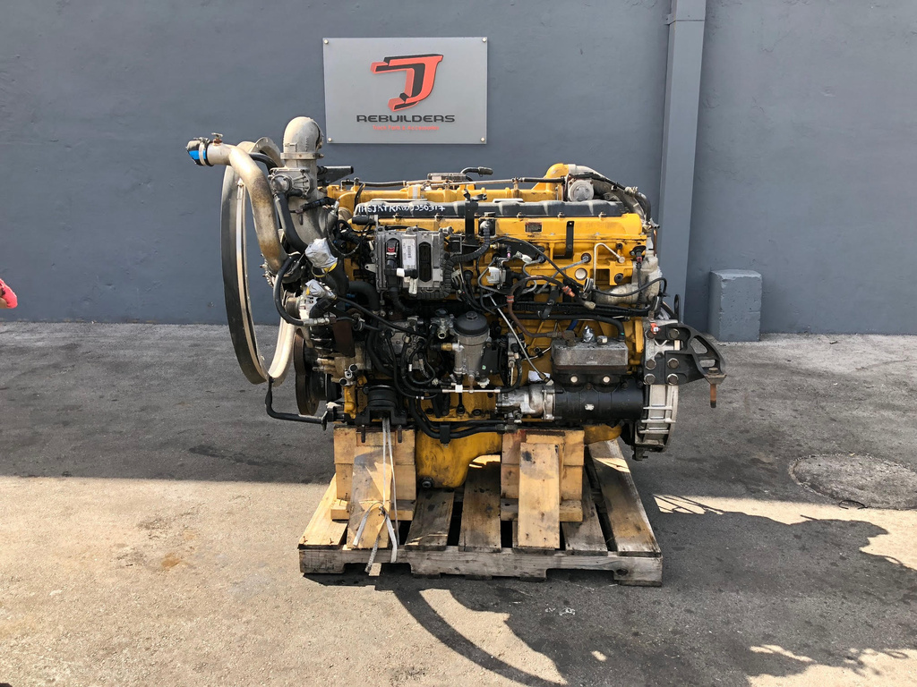 USED 2012 CAT CT13 COMPLETE ENGINE TRUCK PARTS #2143