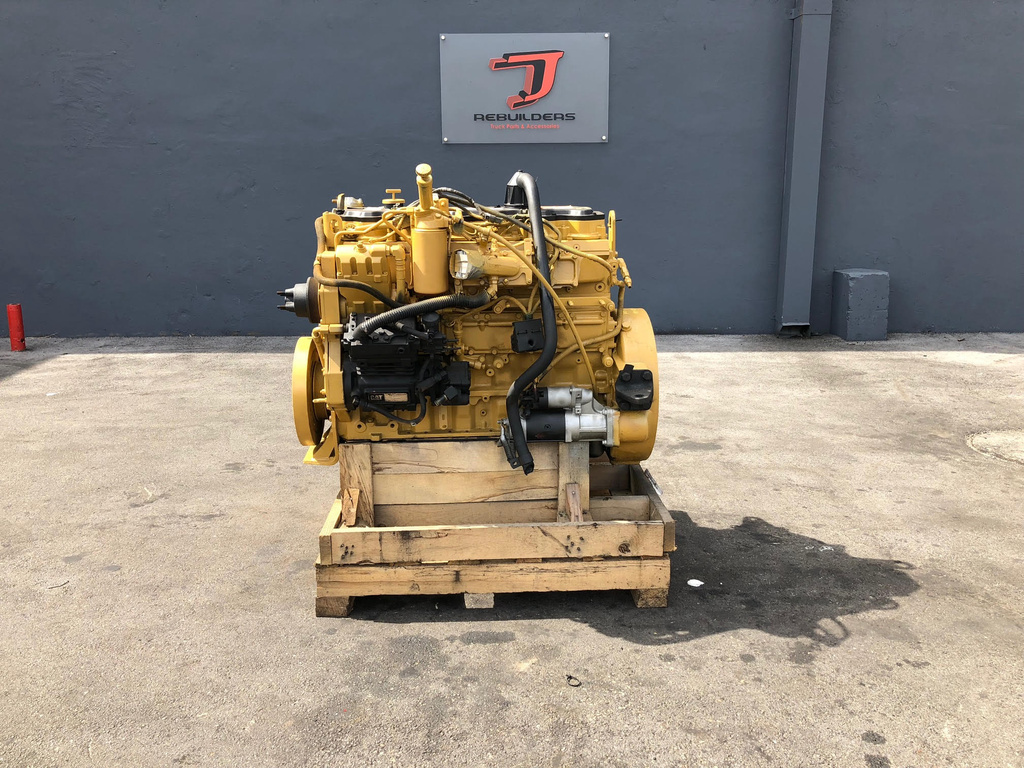 USED 2003 CAT 3126 COMPLETE ENGINE TRUCK PARTS #2144