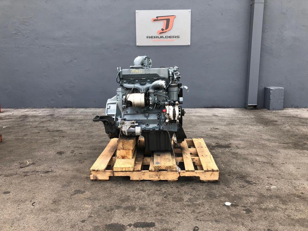 USED 2003 MERCEDES-BENZ OM904LA COMPLETE ENGINE TRUCK PARTS #2146