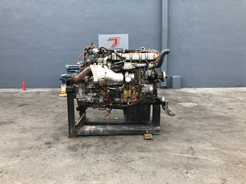 USED 2012 DETROIT DD15 COMPLETE ENGINE TRUCK PARTS #2147