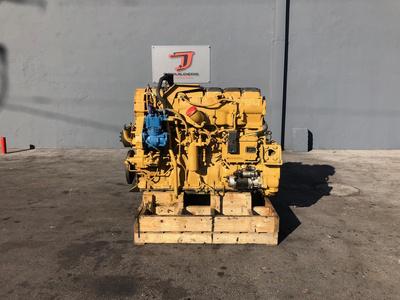 2004 CAT C15 ACERT  Complete Engine #2150