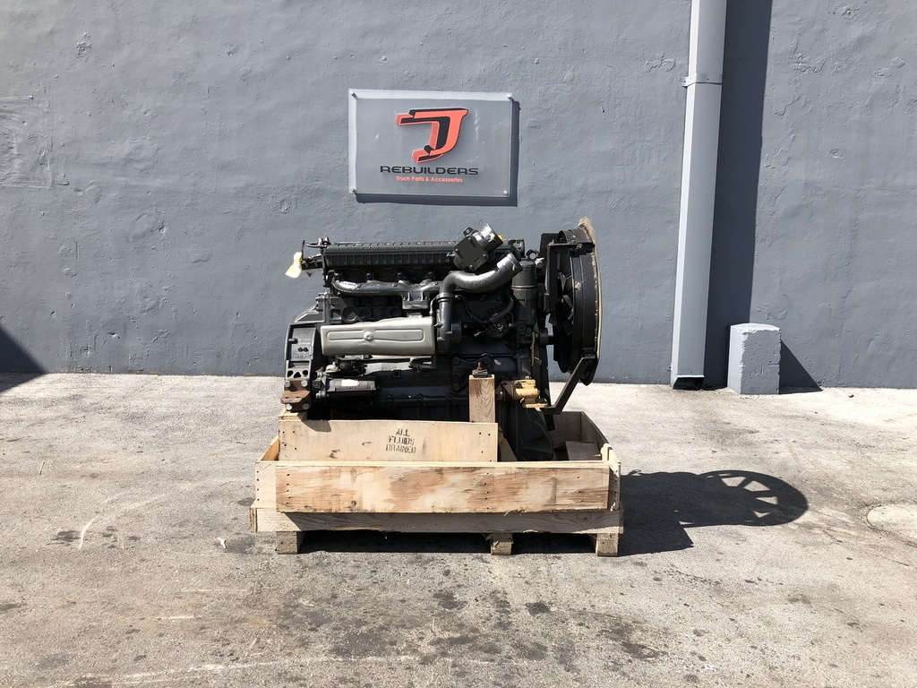NEW 2002 MERCEDES-BENZ OM906LA TRUCK ENGINE FOR SALE #2155