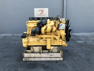 2005 CAT C15 ACERT  Complete Engine #2156
