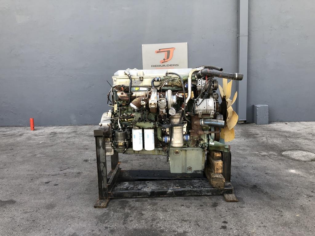USED 2009 DETROIT 60 SER 14.0 TRUCK ENGINE TRUCK PARTS #2160