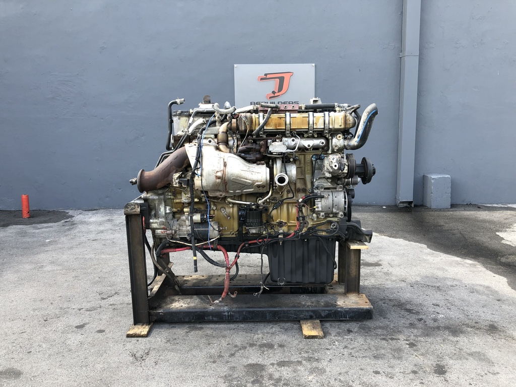 USED 2011 DETROIT DD15 COMPLETE ENGINE TRUCK PARTS #2162