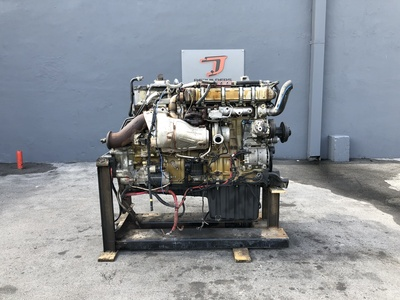2011 DETROIT DD15 Complete Engine #2162