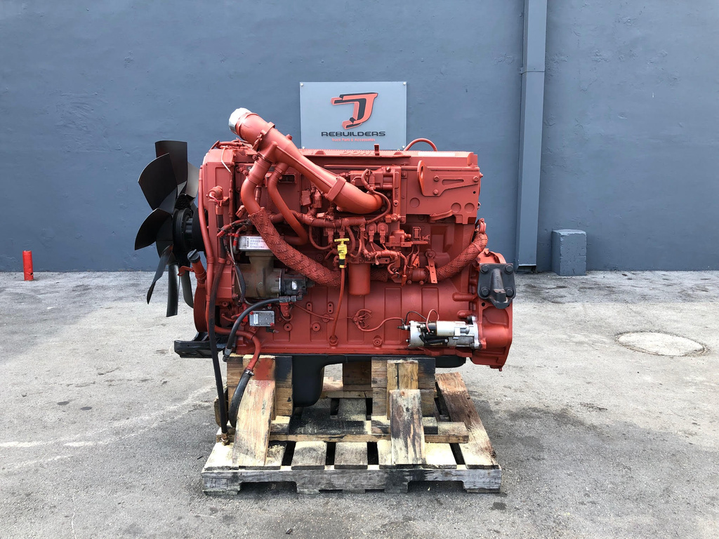 USED 2005 CUMMINS ISX COMPLETE ENGINE TRUCK PARTS #2163