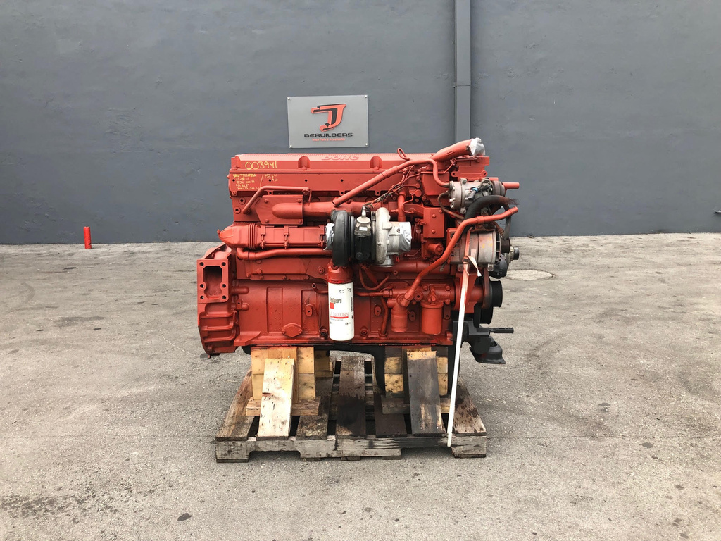USED 2003 CUMMINS ISX COMPLETE ENGINE TRUCK PARTS #2167