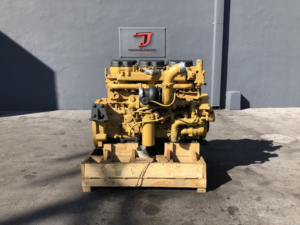 USED 1999 CAT C12 COMPLETE ENGINE TRUCK PARTS #2171