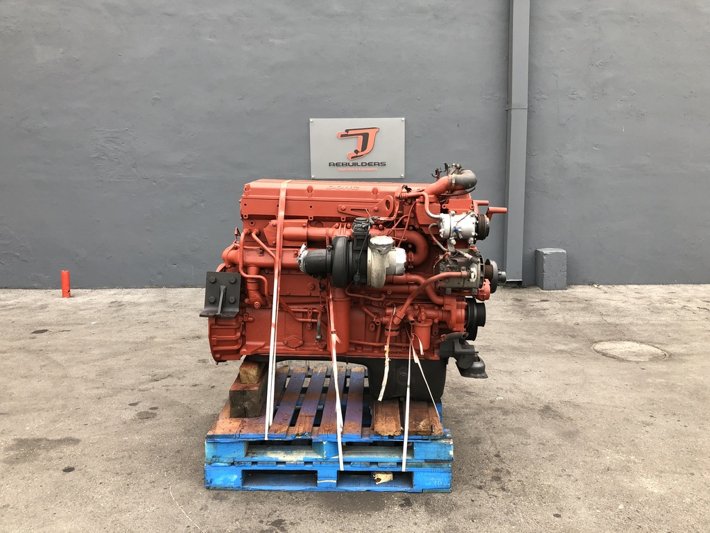 USED 2007 CUMMINS ISX COMPLETE ENGINE TRUCK PARTS #2175