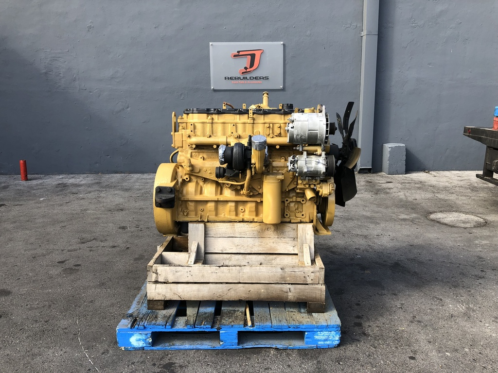 USED 2005 CAT C7 ACERT COMPLETE ENGINE TRUCK PARTS #2176