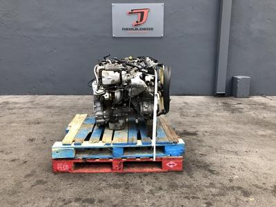2012 MITSUBISHI  F1C Complete Engine #2177