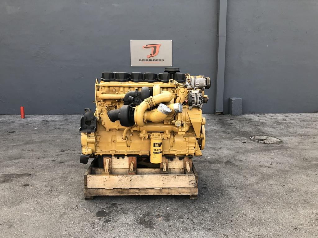 USED 2004 CAT C15 ACERT COMPLETE ENGINE TRUCK PARTS #2178