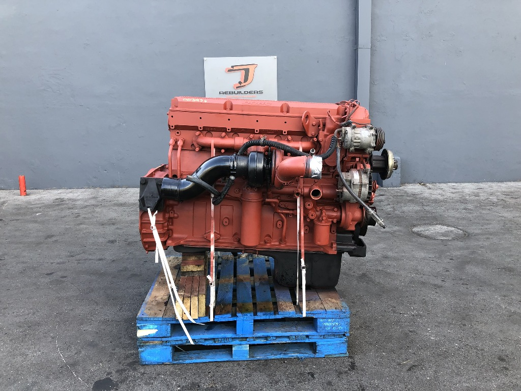 USED 2001 CUMMINS ISX COMPLETE ENGINE TRUCK PARTS #2180