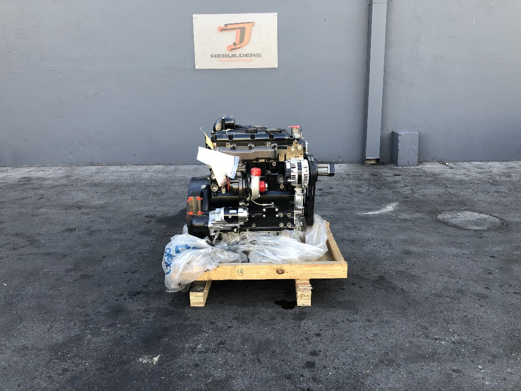 NEW 2013 CAT 3054T COMPLETE ENGINE TRUCK PARTS #2182
