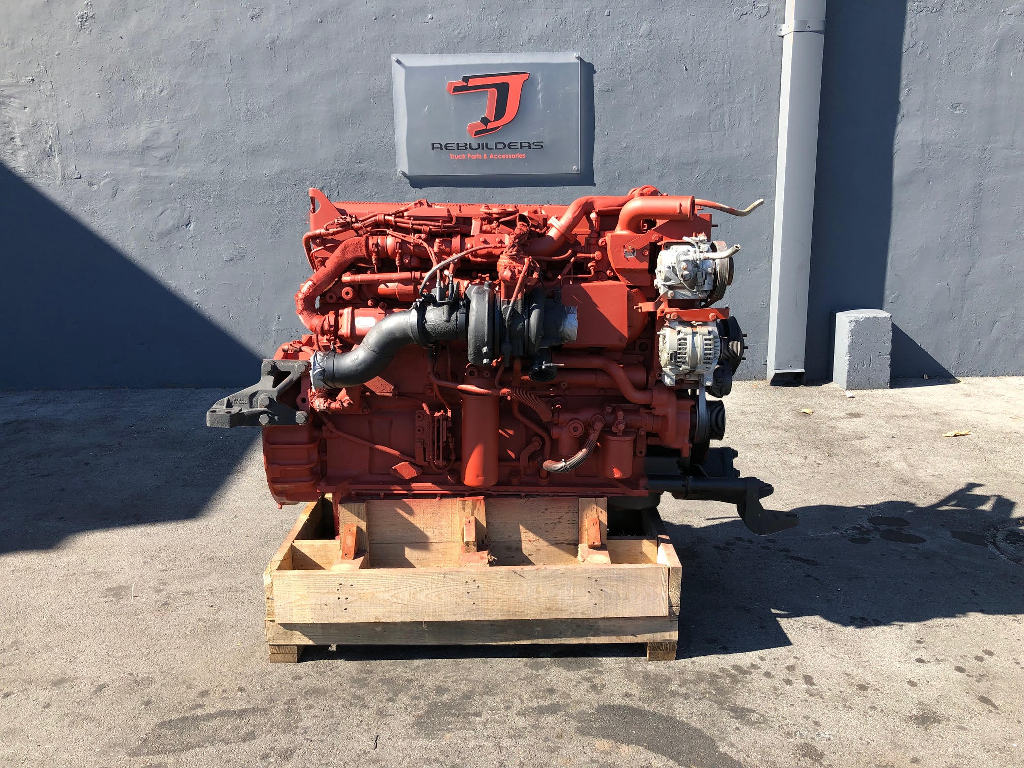 USED 2011 CUMMINS ISX15 COMPLETE ENGINE TRUCK PARTS #2185
