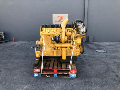 2005 CAT C7 ACERT TRUCK ENGINE FOR SALE #2176