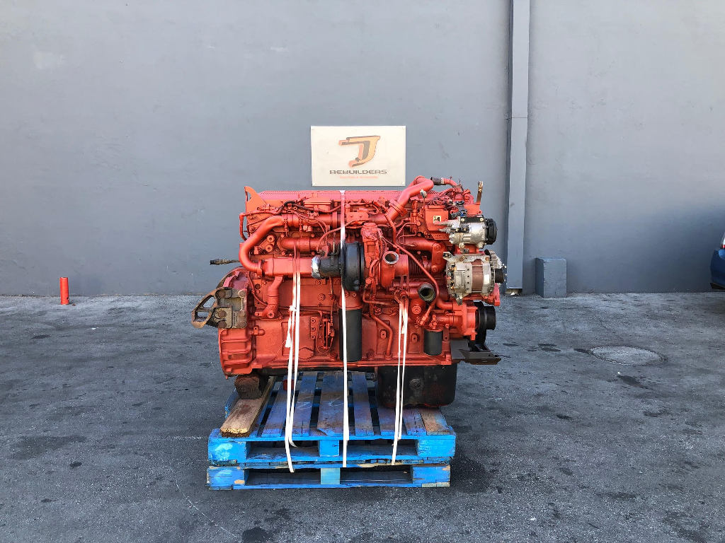 USED 2013 CUMMINS ISX15 COMPLETE ENGINE TRUCK PARTS #2188