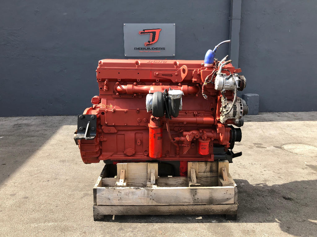 USED 2008 CUMMINS ISX COMPLETE ENGINE TRUCK PARTS #2189