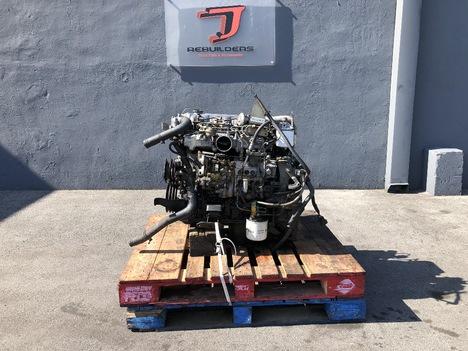 Used 4HE1XS Diesel Truck Engines