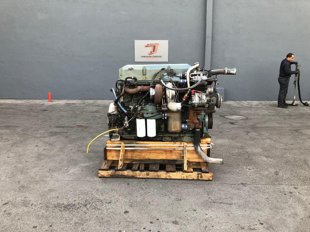 USED 2006 DETROIT 60 SER 14.0 COMPLETE ENGINE TRUCK PARTS #2198