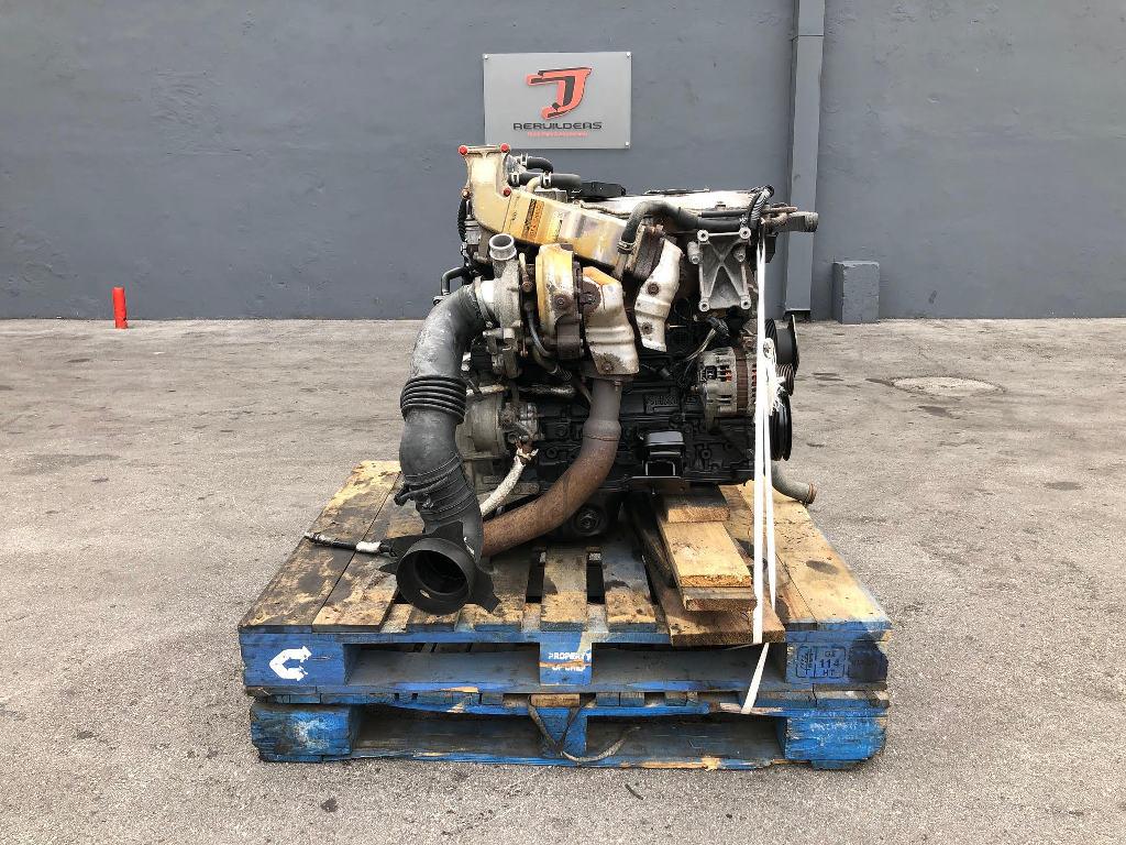 USED 2009 ISUZU 4HK1TC COMPLETE ENGINE TRUCK PARTS #2200